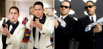 21 Jump Street/Men in Black