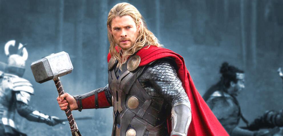 Thor (Comic) Gespielt Von