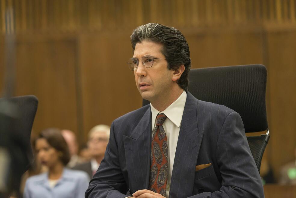 American Crime Story, Staffel 1 mit David Schwimmer