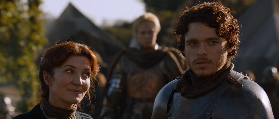 Game of Thrones - Staffel 2 mit Richard Madden und Michelle Fairley