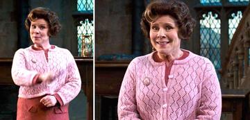 Harry Potter 5: Umbridge - eine Studie in Pink