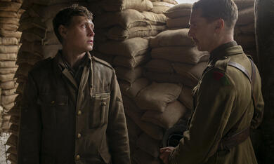 1917 mit Benedict Cumberbatch und George MacKay - Bild 3