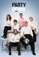 Party Down - Poster