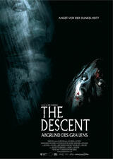 The Descent - Abgrund des Grauens - Poster