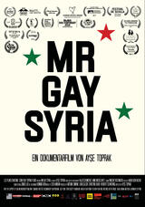 Mr. Gay Syria  - Poster