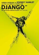 Django - Die Totengräber warten schon - Poster