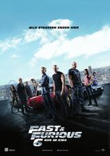 Fast & Furious 6 - Poster