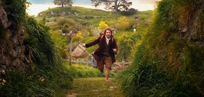 Martin Freeman in Der Hobbit: Eine unerwartete Reise