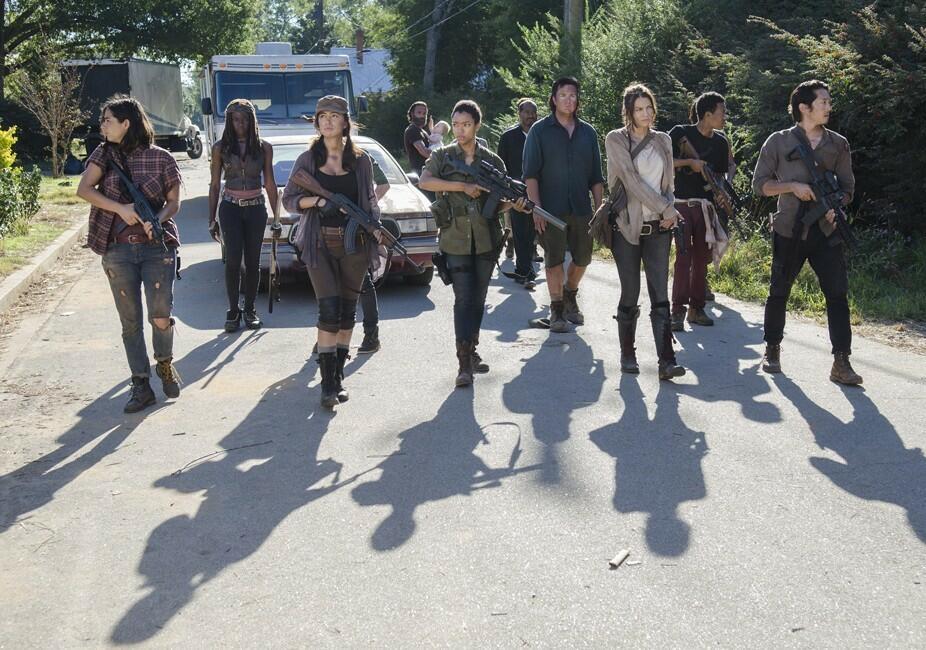 Walking Dead Staffel 5 Stream