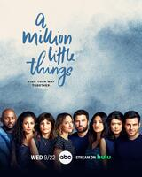 A Million Little Things - Staffel 4 - Poster