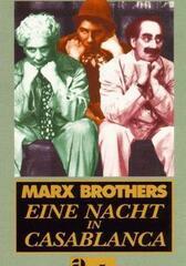 Marx Brothers: Eine Nacht in Casablanca