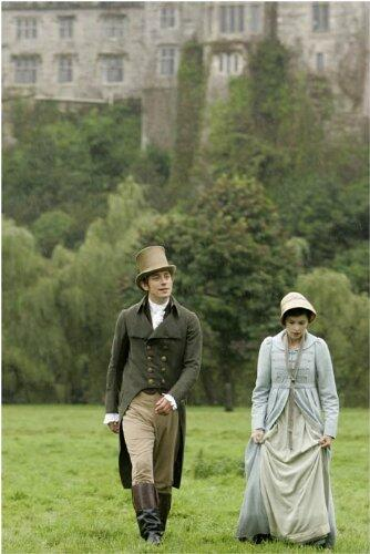 Northanger Abbey mit Felicity Jones und JJ Feild