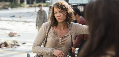 Lauren Cohan in The Walking Dead