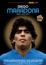 Diego Maradona - Poster