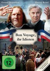 Bon Voyage, ihr Idioten - Poster