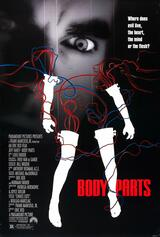 Body Parts - Poster