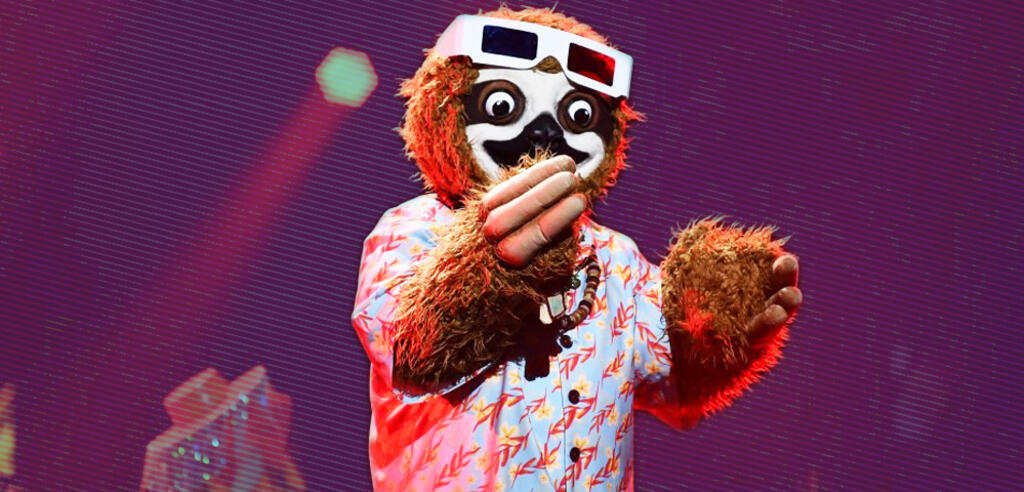 The Masked Singer: Das Faultier