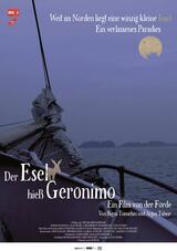 Der Esel hieß Geronimo - Poster