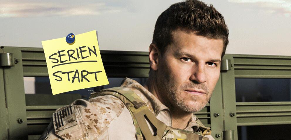 SEAL Team, Staffel 1