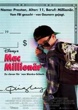 Mac Millionär - Poster