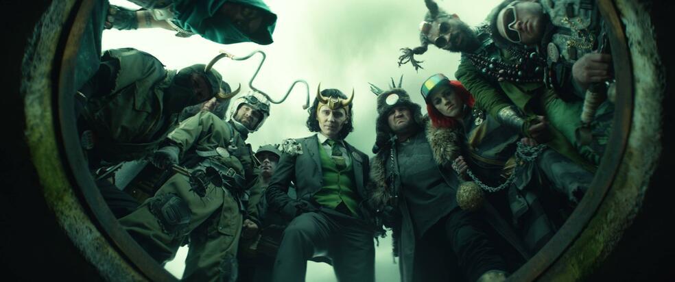 Loki, Loki - Staffel 1, Loki - Staffel 1 Episode 5 mit Tom Hiddleston