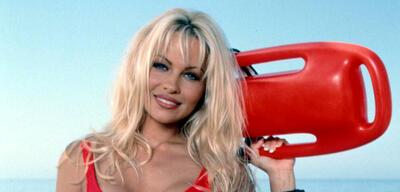Pamela Anderson in Baywatch