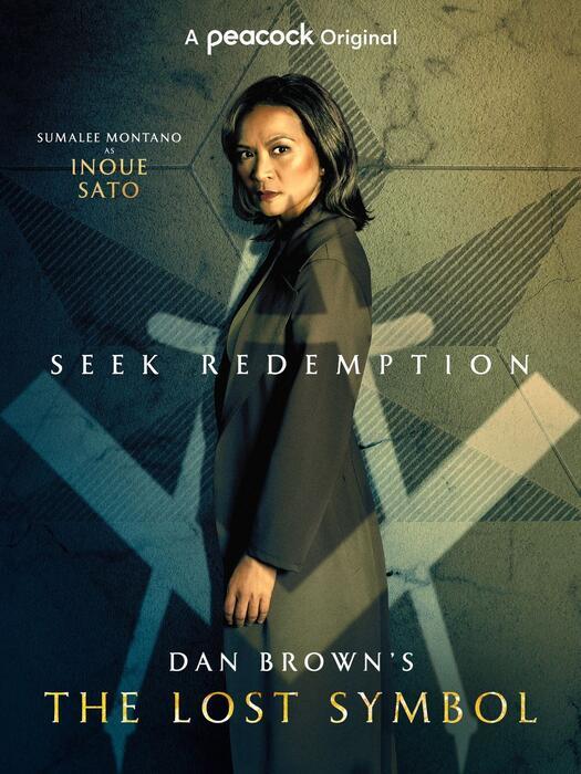 Dan Brown's The Lost Symbol, Dan Brown's The Lost Symbol - Staffel 1 mit Sumalee Montano