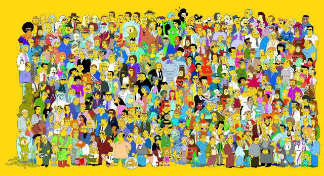 Ganz Springfield ist auf dem Weg zu dir!