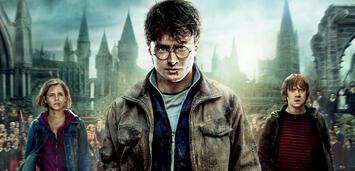 Bild zu:  Große Anspielung im Harry Potter-Finale