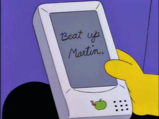 """Die Simpsons """"Lisa aus dem Eise"""""""