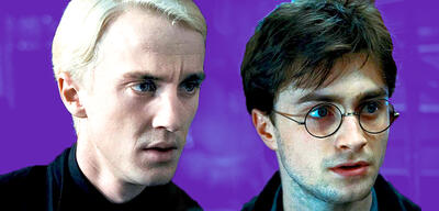 Harry Potter und Draco Malfoy