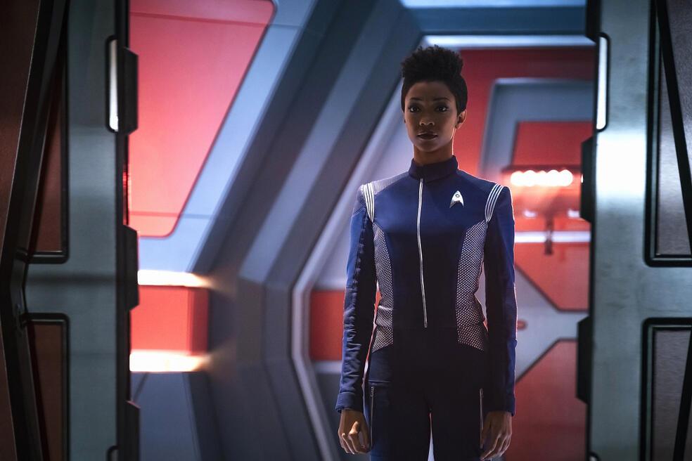Star Trek: Discovery - Staffel 2, Star Trek: Discovery - Staffel 2 Episode 1 mit Sonequa Martin-Green
