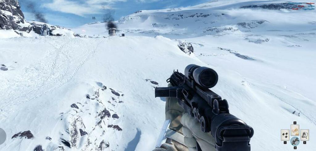 Braucht ein Shooter wie Battlefront eine Tiefgang?
