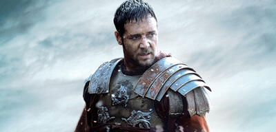 Gladiator mitRussell Crowe
