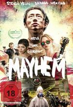 Mayhem Poster