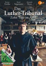 Das Luther-Tribunal. Zehn Tage im April - Poster