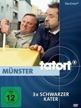 Tatort: Dreimal schwarzer Kater - Poster