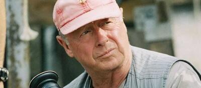 Tony Scott am Set von Déjà Vu