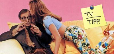 Geliebte Aphrodite: Woody Allen und Mira Sorvino