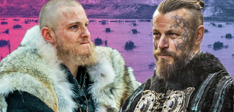 Vikings: Björn und Harald