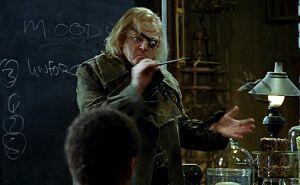 Harry Potter und der Feuerkelch mit Brendan Gleeson