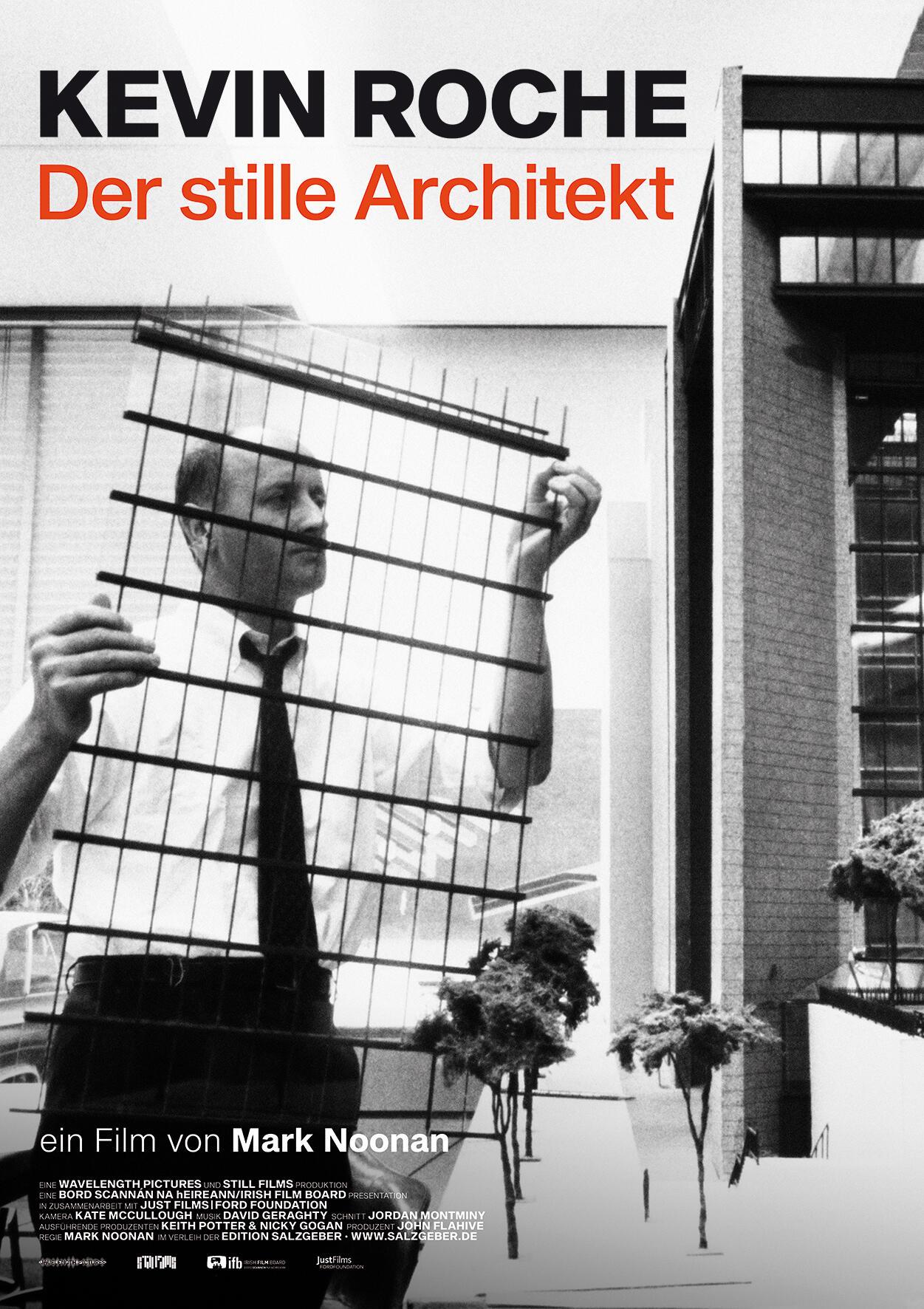 Kevin Roche - Der stille Architekt | Film 2017 | moviepilot.de