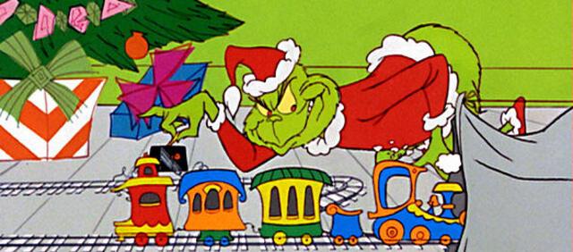 Bilder Weihnachten Animiert.Klassiker Ganz Frisch Grinch Stiehlt Animiert Schon Wieder Weihnachten