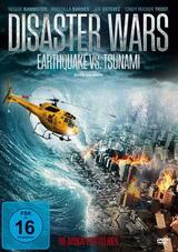 Disaster Wars: Earthquake vs. Tsunami - Poster