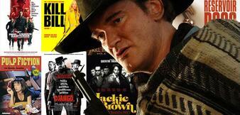 Quentin Tarantinos wunderbare Welten