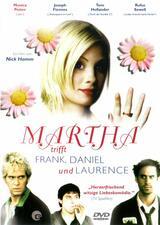 Martha trifft Frank, Daniel und Laurence - Poster