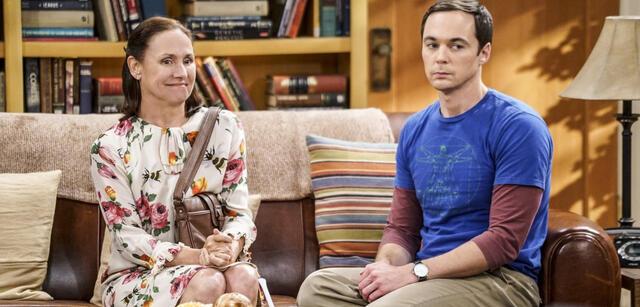 Mutter Von Sheldon Cooper