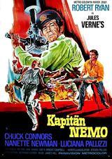Kapitän Nemo - Poster
