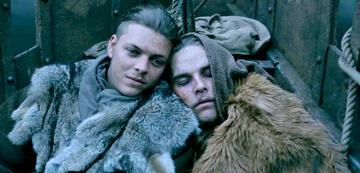 Vikings: Ivar und Hvitserk