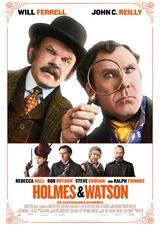 Holmes und Watson - Poster